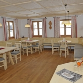 Frühstücksraum/Aufenthaltsraum