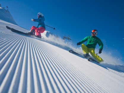 """Ski amadé - made my day"""
