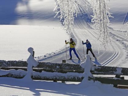 Langlauf Opening Ramsau am Dachstein presented by Suzuki