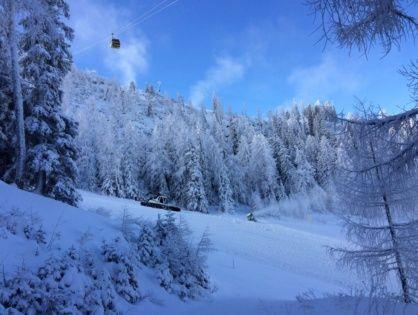 Winterstart in der Ski Amadé Region  :)