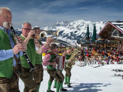 27. Puntigamer Musikanten Ski-WM