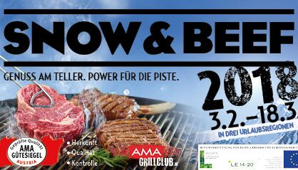 Snow & Beef in Schladming-Dachstein