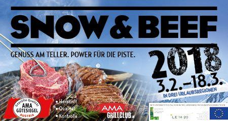 Snow & Beef in Schladming-Dachstein