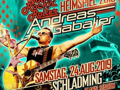 Heimspiele von Andreas Gabalier in Schladming
