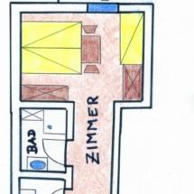Zimmer Nr. 4